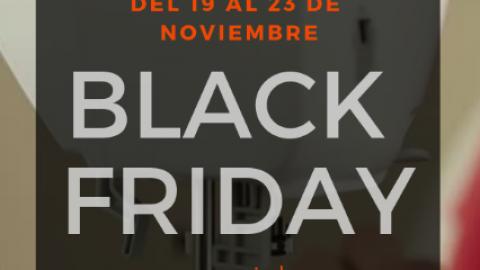 ¡¡ EL BLACK FRIDAY VUELVE A MACOIN !!